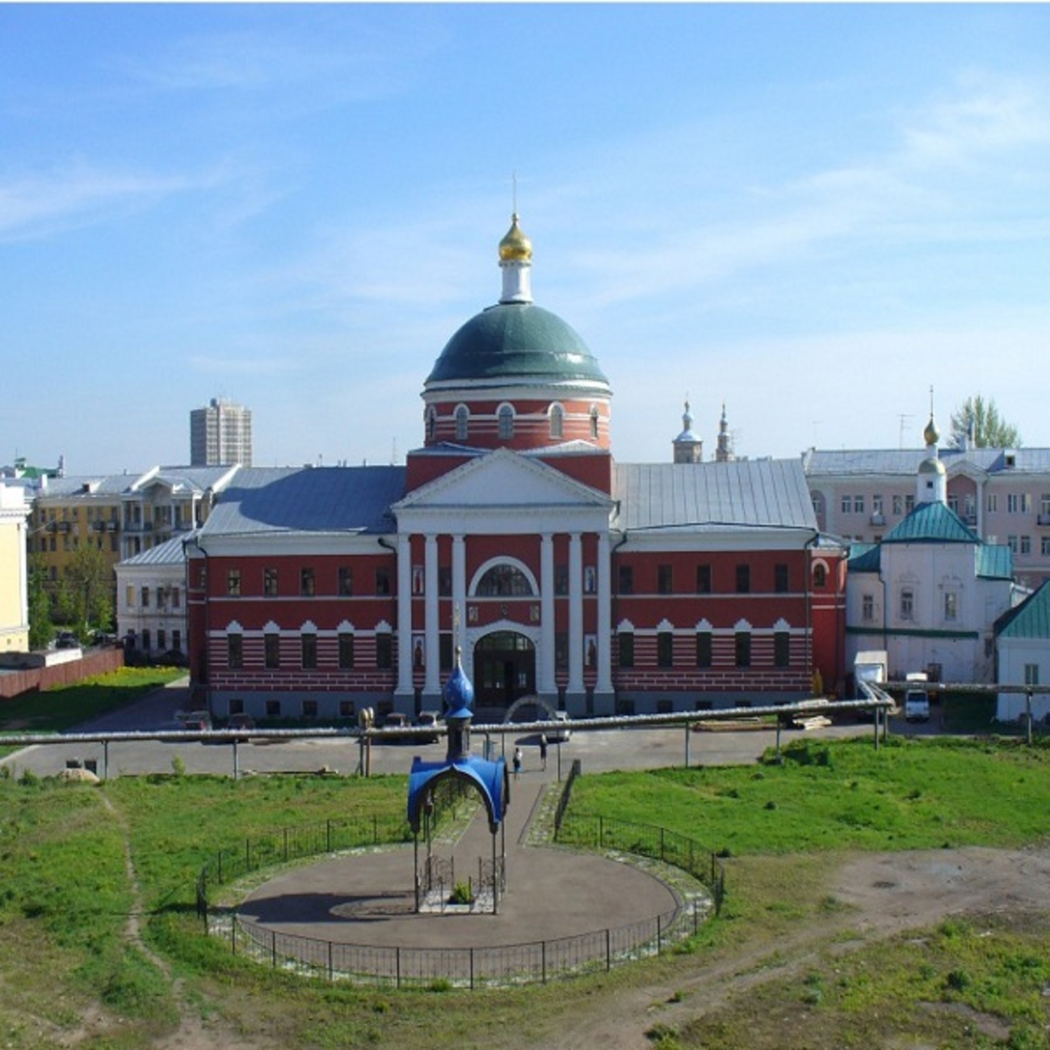 Holy Cross Cathedral of the Kazan Mother of God Monastery