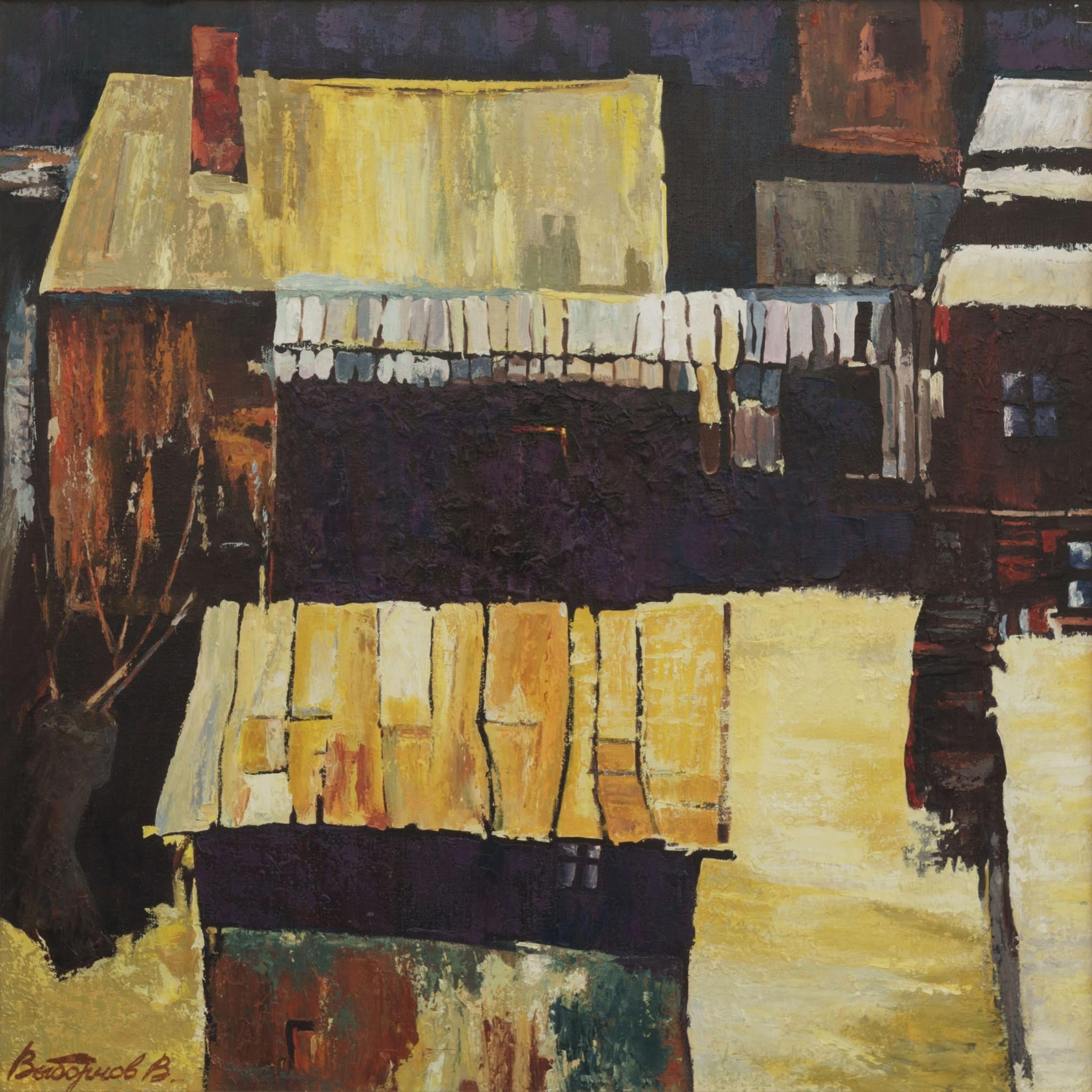 Выставка «Дом. Свияжский дом»