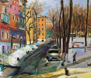 Выставка Ильгиза Гимранова «Вам бы здесь побывать»