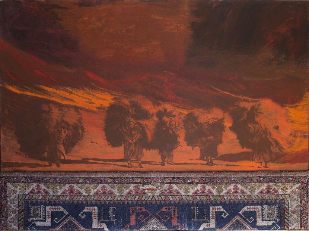 Transformatio. Современное искусство Дагестана